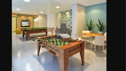 apartamento a venda no bairro vila nossa senhora do bonfim - 2017472-1