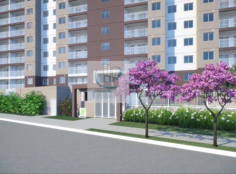 apartamento a venda no bairro vila prudente em são paulo - - 007-1