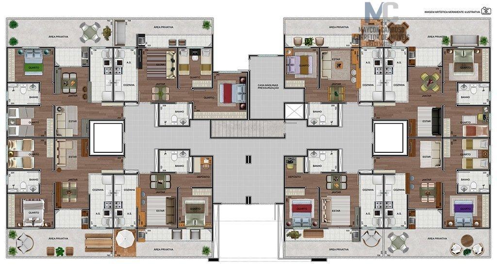 apartamento a venda no bairro vila prudente em são paulo - - 1165-1