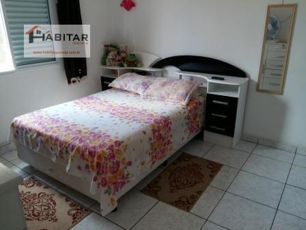 apartamento a venda no bairro vila santa rosa em guarujá - - 160-1