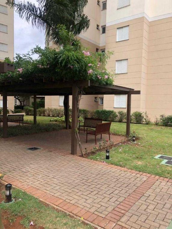 apartamento a venda no bonfim com 2 dormitórios no central view - 1373