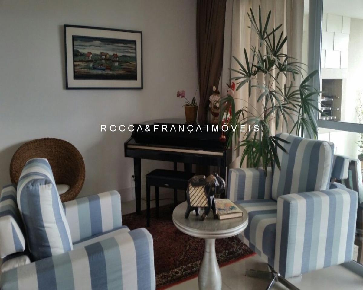 apartamento á venda no campo belo - ap03801