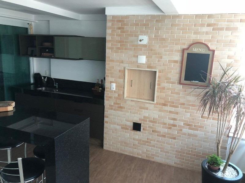 apartamento a venda no edifício residencial la musique, setor bueno, imóvel montado em armários, lazer completo, baixo condomínio, andar alto nascente - rb371 - 33347625