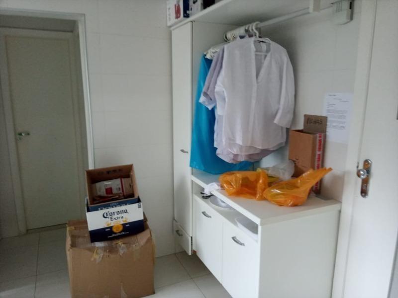apartamento a venda no horto florestal 4 quartos suítes 240m2 - lit328 - 34466761