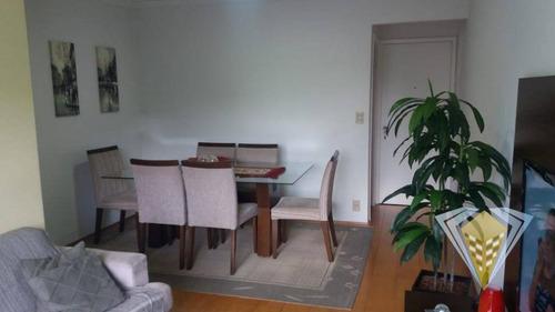 apartamento á venda no jardim marajoara. - ap13187