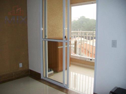 apartamento a venda premium guarulhos - 3 dorms. (1 suíte) bairro macedo - ap0442