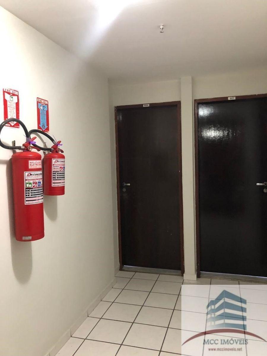 apartamento a venda res. morada dos colibris 3, capim macio