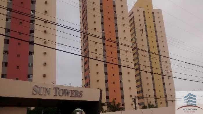 apartamento a venda sun towers, pitimbu