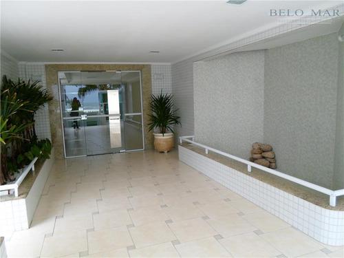 apartamento a venda, vila caiçara, praia grande. - codigo: ap0169 - ap0169