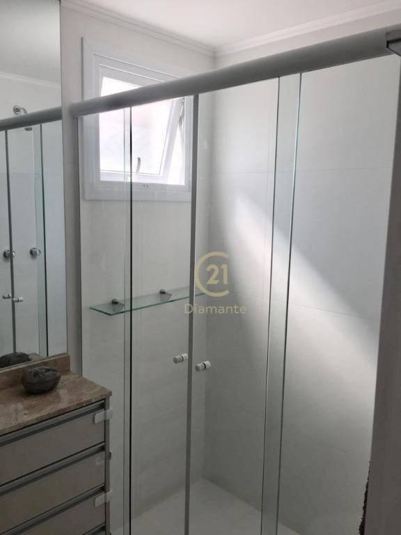 apartamento ,a venda vila clementino, com 3 suites,3 vagas prédio de 3 anoss - ap7768