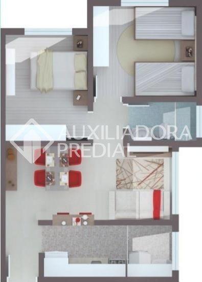 apartamento - aberta dos morros - ref: 248204 - v-248204