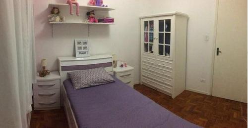 apartamento acliamção (zs615) excelente localização