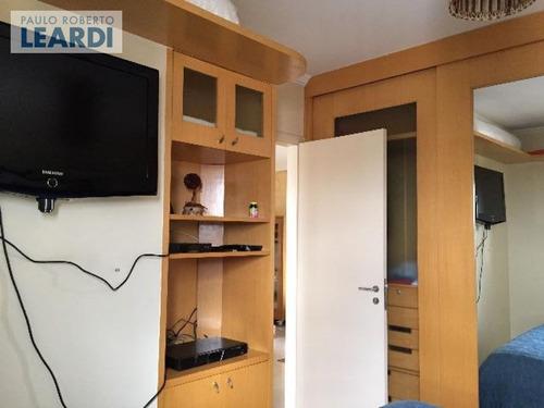 apartamento aclimação  - são paulo - ref: 442308