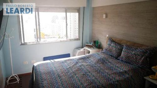 apartamento aclimação  - são paulo - ref: 554443