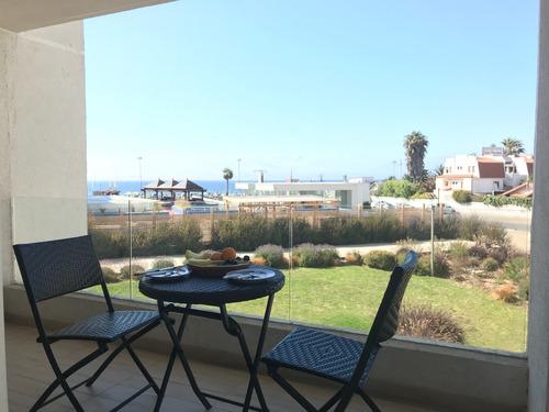 apartamento acogedor frente al mar club océano con wifi