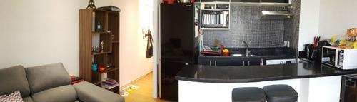 apartamento água branca - são paulo - ref: 519081
