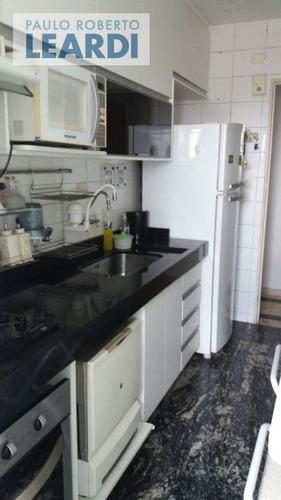 apartamento água rasa - são paulo - ref: 498105