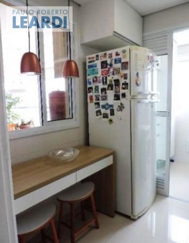 apartamento água rasa - são paulo - ref: 509221
