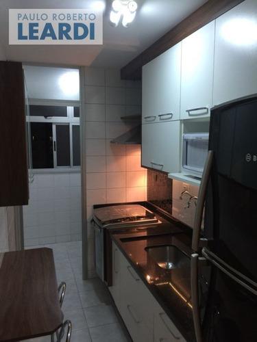 apartamento água rasa - são paulo - ref: 549568