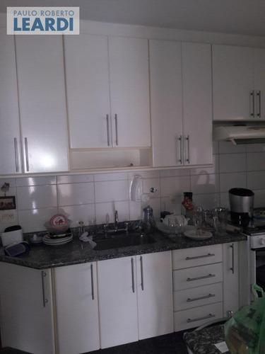 apartamento água rasa - são paulo - ref: 554267