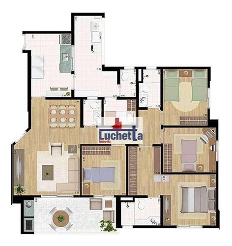 apartamento alameda morumbi,124m2 , 4 quartos, suíte, 2 vagas. morumbi. são paulo - ap0302