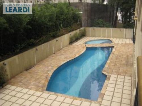 apartamento alphaville - barueri - ref: 458255