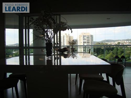 apartamento alphaville - barueri - ref: 483876