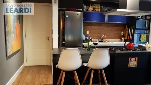 apartamento alphaville - barueri - ref: 488588