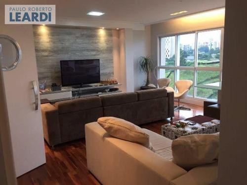 apartamento alphaville - barueri - ref: 491669