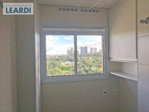 apartamento alphaville - barueri - ref: 493329