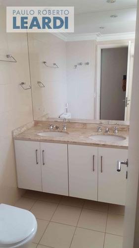 apartamento alphaville - barueri - ref: 497388