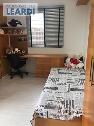 apartamento alphaville - barueri - ref: 499072