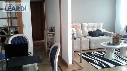 apartamento alphaville - barueri - ref: 499957