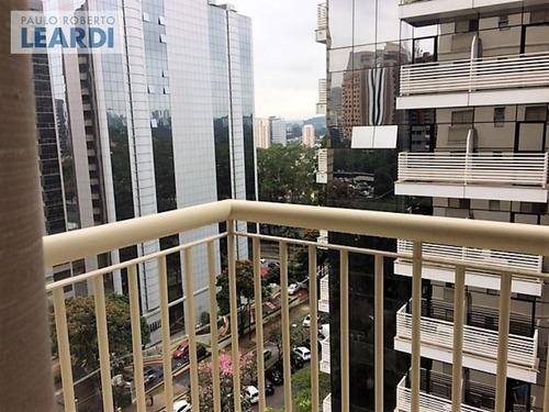 apartamento alphaville - barueri - ref: 501352