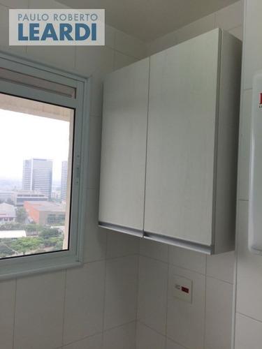 apartamento alphaville industrial - barueri - ref: 427115
