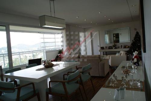 apartamento - alphaville - ref: 1156 - v-1156