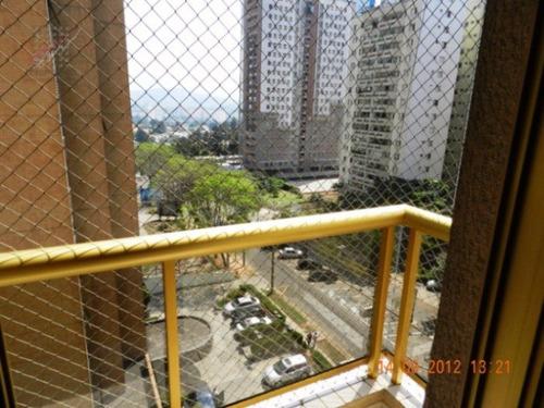 apartamento - alphaville - ref: 1601 - l-1601