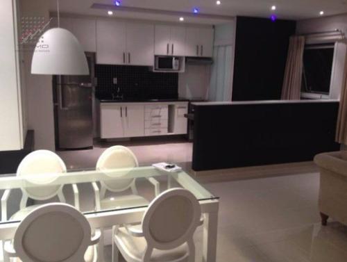 apartamento - alphaville - ref: 1834 - l-1834