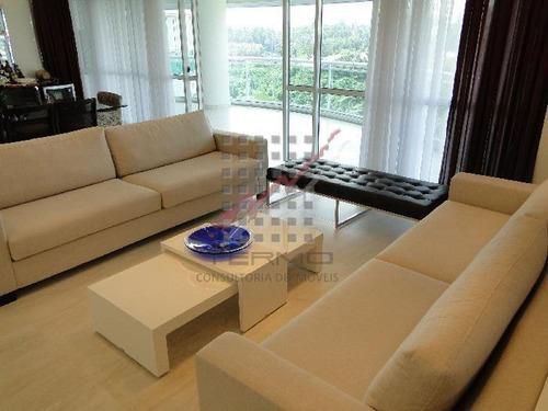 apartamento - alphaville - ref: 340 - v-340