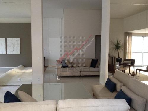 apartamento - alphaville - ref: 407 - v-407