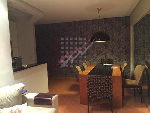 apartamento - alphaville - ref: 488 - v-488