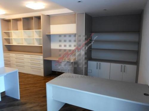 apartamento - alphaville - ref: 536 - l-536