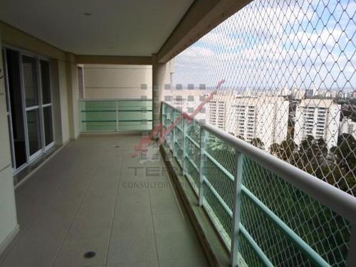 apartamento - alphaville - ref: 536 - v-536