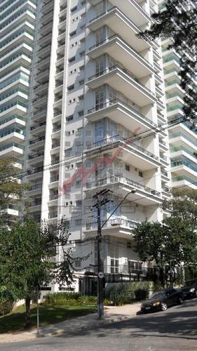 apartamento - alphaville - ref: 637 - v-637