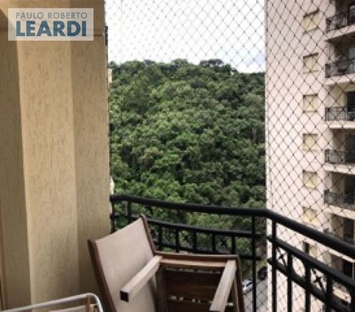 apartamento alphaville - santana de parnaíba - ref: 495215