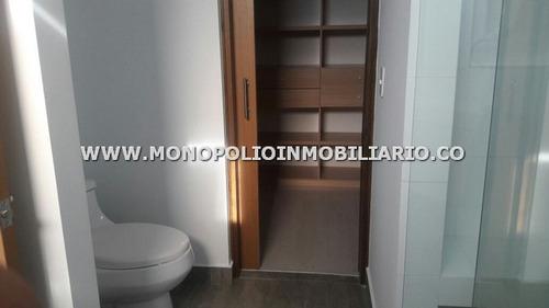 apartamento alquiler - loma del barro envigado cod: 11170