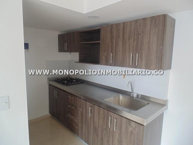 apartamento alquiler maria auxiliadora sabaneta cod: 10571