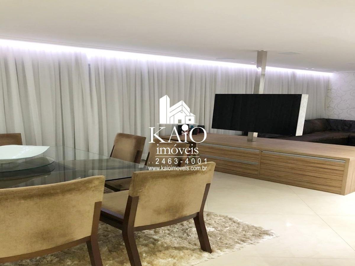 apartamento altavista 132m², estuda permuta menor valor