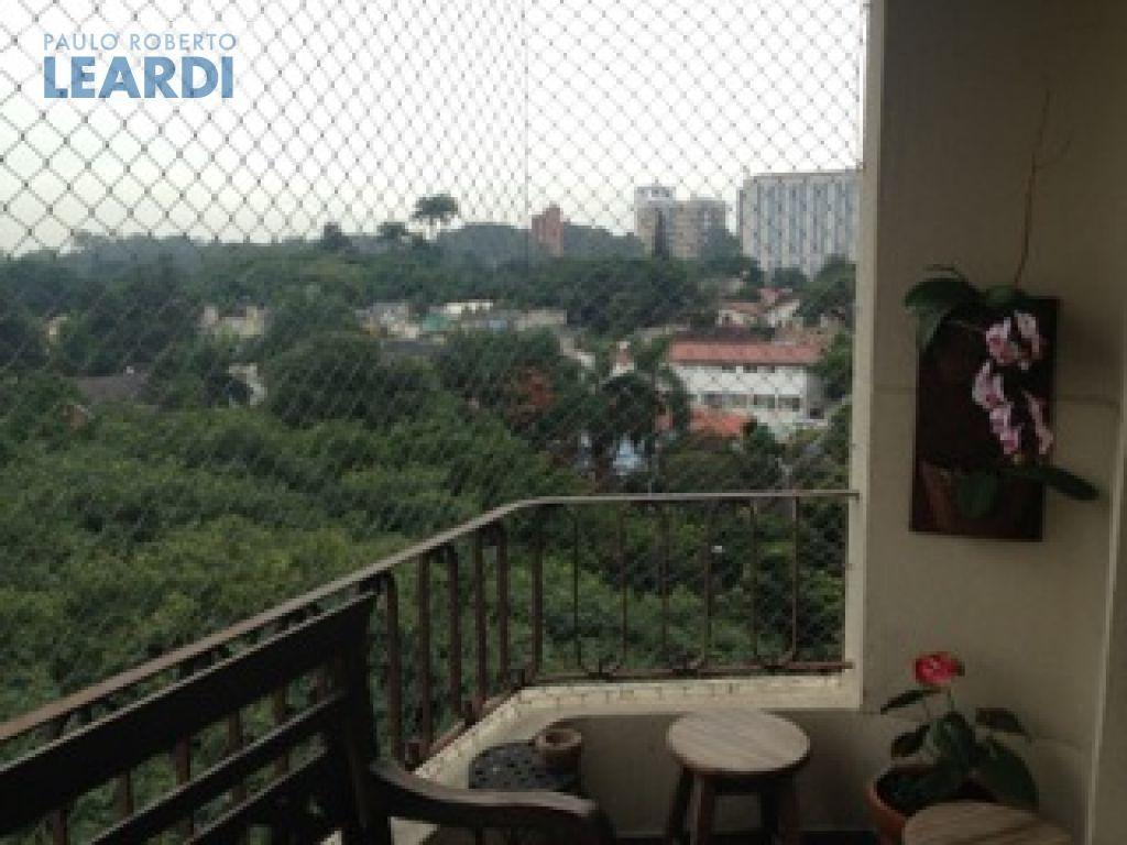 apartamento alto da boa vista  - são paulo - ref: 396662