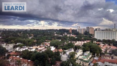 apartamento alto da boa vista  - são paulo - ref: 448332